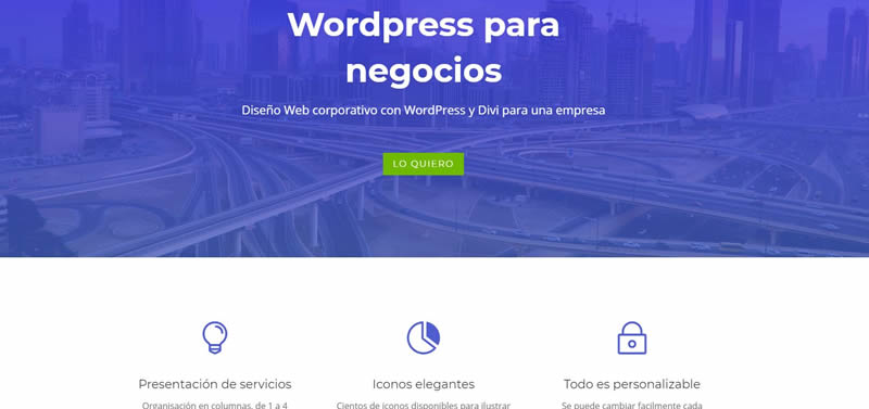 Diseñador Web Wordpress Barcelona - Freelance Roland Beaussant